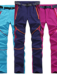 cheap -Women's Hiking Pants Outdoor Lightweight, Fast Dry, Breathability Bottoms Hiking / Camping / Stretchy