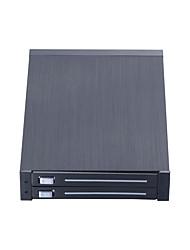 Недорогие -Unestech Корпус жесткого диска LED индикатор / Автоматическое конфигурирование / Многофункциональный Сверх-легкий алюминий / Нержавеющая сталь / Алюминиево-магниевый сплав ST2524