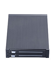 cheap -Unestech Hard Drive Enclosure LED indicator / Plug and play / Multi Function Ultra light Aluminium / Stainless steel / Aluminum-magnesium alloy ST2524