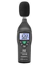Недорогие -1 pcs Пластик Шумомер Высокая мощность / Измерительный прибор 30~130dB