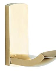 Недорогие -Крючок для халата Новый дизайн Современный Латунь 1шт На стену