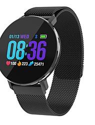 Недорогие -KUPENG T5 Умный браслет Android iOS Bluetooth Спорт Водонепроницаемый Пульсомер Измерение кровяного давления / Сенсорный экран / Израсходовано калорий / Длительное время ожидания / Педометр