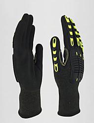 Недорогие -1 пара Полиэтилен Перчатка Защитные перчатки Безопасность и защита Противоскользящий Износостойкий