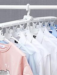 Недорогие -пластик сгущение Одежда Вешалка, 1шт