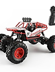 cheap -RC Car 6255-1 4CH 2.4G Car (On-road) / Buggy (Off-road) / Rock Climbing Car 1:14 Brushless Electric 30 km/h KM/H Kids / Teen / Remote-Controlled / Youth