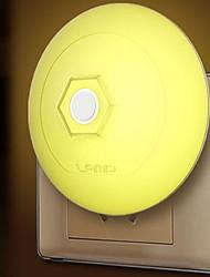 cheap -1pc LED Night Light AC Powered New Design / Adorable / Light Control 220-240 V