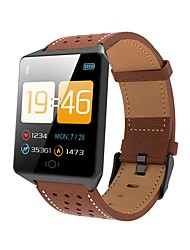 cheap -Smart Bracelet Smartwatch JSBP-CK12 for Android iOS Bluetooth Sports Waterproof Heart Rate Monitor Blood Pressure Measurement Touch Screen Pedometer Call Reminder Activity Tracker Sleep Tracker