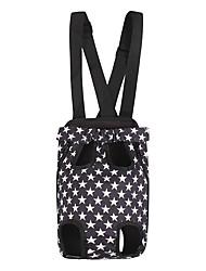 Недорогие -Собаки / Коты Переезд и перевозные рюкзаки Животные Корпусы Компактность / На каждый день Звезды Синий