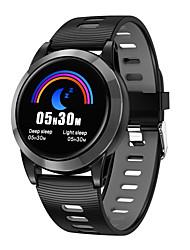 Недорогие -BoZhuo R15 Умный браслет Android iOS Bluetooth Водонепроницаемый Пульсомер Измерение кровяного давления Израсходовано калорий / Педометр / Напоминание о звонке / Датчик для отслеживания сна