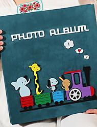 Недорогие -Фотоальбомы Семья Модерн Квадратный Для дома