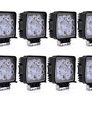 Недорогие -8 штук 27w 1755lm suv сверхмощный atv комбинированный шаблон освещения привел свет работы