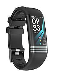 Недорогие -Умный браслет YY-G26 для Android iOS Bluetooth Водонепроницаемый Пульсомер Измерение кровяного давления Сенсорный экран Израсходовано калорий / Длительное время ожидания / Педометр
