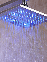 preiswerte -Moderne Regendusche Chrom Eigenschaft - Regenfall / Dusche, Duschkopf