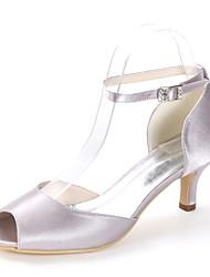 81885d270dc287 economico -Per donna scarpe da sposa Scarpe con il tacco e D'