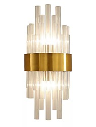 Недорогие -QIHengZhaoMing LED / Модерн Настенные светильники кафе / Офис Металл настенный светильник 110-120Вольт / 220-240Вольт 5 W
