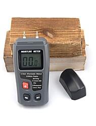 abordables -bside emt01 deux broches d'humidité du bois numérique 0-99.9% détecteur d'humidité du bois testeur d'humidité du bois avec grand écran lcd