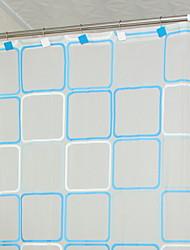 Недорогие -Шторка для ванной Modern ПВХ механически Очаровательный / Новый дизайн Ванная комната
