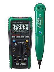 abordables -mastech ms8236 multimètre numérique 6000 points avec t-rms / usb 1000v 10a 60m ohm 100mf température de cycle