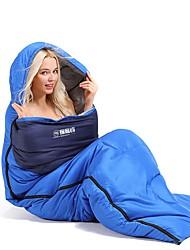 baratos -TANXIANZHE® Saco de dormir Ao ar livre 15 °C Retangular Algodão A Prova de Vento para Campismo / Escursão / Espeleologismo Todas as Estações