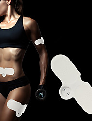 Недорогие -Abs-стимулятор Брюшной тонизирующий пояс Экспедитор Abs Электроника Тренажёр для приведения мышц в тонус Беспроводной Проработка мышц Мужчины Женский