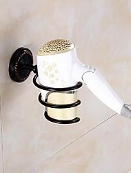 Недорогие -Крючок для халата / Полка для ванной Новый дизайн Античный Латунь 1шт На стену