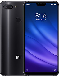 "Недорогие -Xiaomi Mi8 Lite Global Version 6.26 дюймовый "" 4G смартфоны ( 6GB + 128Гб 5 mp / 12 mp Snapdragon 660 3350 mAh mAh )"