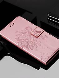abordables -Funda Para Apple iPhone XR / iPhone XS Max Cartera / Soporte de Coche / con Soporte Funda de Cuerpo Entero Gato / Árbol Dura Cuero de PU para iPhone XS / iPhone XR / iPhone XS Max