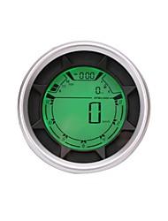 Недорогие -mls025 Мотоцикл Счётчик пробега / Спидометр для Мотоциклы Все года Универсальный измерительный прибор тахометр / Прямой угол