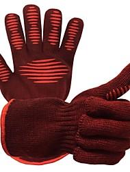Недорогие -1 пара Волокно Перчатка Безопасность и защита Противоскользящий Дышащий