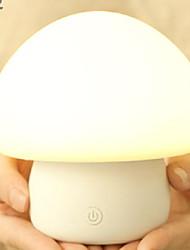 cheap -1pc LED Night Light USB New Design / Touch Sensor / Color-Changing 220-240 V