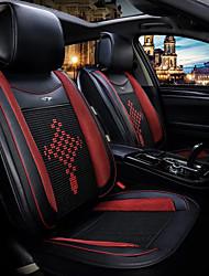 baratos -ODEER Capas para Assento Automotivo Capas de assento Preto Têxtil / Courino Comum Para Universal Todos os Anos Todos os Modelos