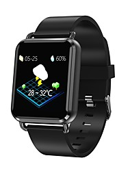 cheap -Smartwatch Q3 for Android iOS Bluetooth Heart Rate Monitor Blood Pressure Measurement Calories Burned Distance Tracking Information Pedometer Call Reminder Sleep Tracker Sedentary Reminder