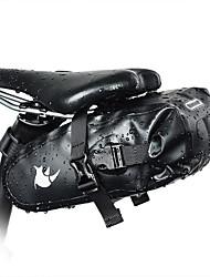 baratos -RHINOWALK 2.5 L Bolsa para Bagageiro de Bicicleta Prova-de-Água, Á Prova-de-Chuva, Á Prova de Humidade Bolsa de Bicicleta PVC Bolsa de Bicicleta Bolsa de Ciclismo Ciclismo Exercicio Exterior