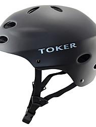 Недорогие -Мотоциклетный шлем 10 Вентиляционные клапаны прибыль на акцию, ABS Виды спорта Восхождение / Велосипедный спорт / Велоспорт / Лыжи - Красный / Синий / Розовый Универсальные