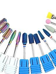 Χαμηλού Κόστους Άλλα Εργαλεία-1pc Ανθεκτικό στη φθορά / Η καλύτερη ποιότητα τέχνη νυχιών Μανικιούρ Πεντικιούρ Μοναδικό Καθημερινά