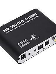 Недорогие -3,5 мм аудио разъем / COAX Конвертер, 3,5 мм аудио разъем / COAX к RCA Конвертер Female - Female Нормальный (20-79 см)