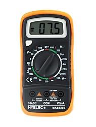 Недорогие -Многофункциональный мини-цифровой мультиметр MAS 330 1/2 ЖК-дисплей высотой 15 мм