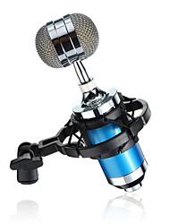Недорогие -BM-3000 Микрофон Микрофон Конденсаторный микрофон металлический Назначение Компьютер / Общие характеристики