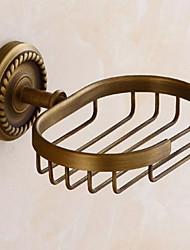 Недорогие -Мыльницы и держатели Новый дизайн / Cool Modern Латунь 1шт На стену