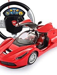 cheap -RC Car FLL-2 5CH 2.4G Car / Drift Car 1:14 Brushless Electric 15 km/h KM/H Remote-Controlled