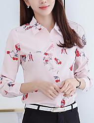 cheap -women's work shirt - fruit shirt collar