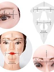 baratos -Fácil de transportar / Pró Maquiagem 1 pcs Plástico Diário / Para Mulheres Alta qualidade / Modern Portátil Multifuncional Cosmético Artigos para Banho & Tosa
