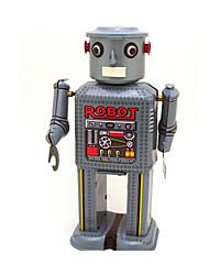 baratos -Brinquedos de Corda Caminhada / Legal / Fabricado à Mão Robô 1 pcs Peças Todos Adolescente / Adulto Dom