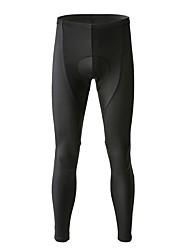 Недорогие -Муж. Велолосины Велоспорт Велоспорт Колготки / Нижняя часть Мода Полиэстер Черный Средний уровень Горные велосипеды Приталенный крой Одежда для велоспорта / Эластичная