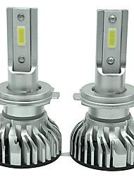 Недорогие -OTOLAMPARA 2pcs H7 / H3 / H1 Автомобиль Лампы 45 W Высокомощный LED 4500 lm 2 Светодиодная лампа Налобный фонарь Назначение Универсальный Универсальный Все года