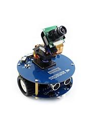 baratos -alphabot2-pizero w (en) alphabot2 robô kit de construção para framboesa pi zero w (built-in wifi)