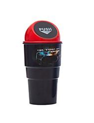 billige -Organisation til din bil / Opbevarings Boks Bil Ashbin Plastik Til Universel Alle år