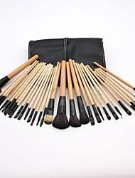 voordelige -32pcs Make-up kwasten professioneel Blushkwast / Oogschaduwkwast / Lippenkwast Beugel Kunststof