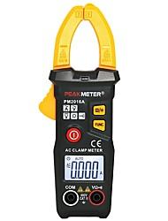 Недорогие -pm2016a смарт-мини AC цифровой зажим измерительный прибор пинкер подобный форма 6000 счет дисплей низкий потребляемая мощность измеритель измерения