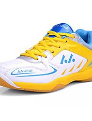 abordables -Homme Chaussures de confort Maille Eté Chaussures d'Athlétisme Tennis Jaune / Rouge / Vert